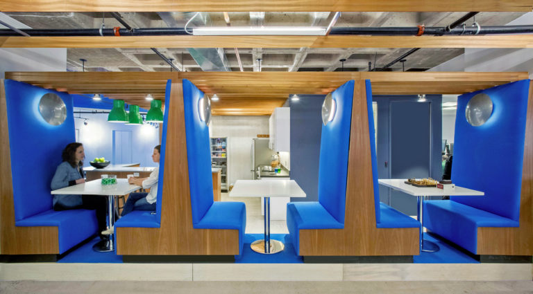 Lunchroom Booths